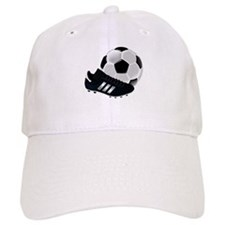 Soccer Ball And Shoes Baseball Baseball Cap
