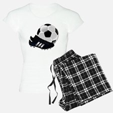 Soccer Ball And Shoes pajamas