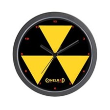 Fallout Shelter Clock (w/numbers)