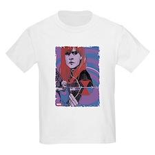 Hawkeye Black Widow T-Shirt