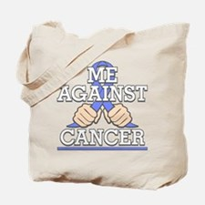 Against Stomach Cancer Tote Bag