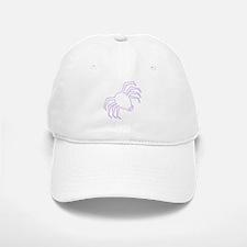 Purple Halloween Spider Baseball Baseball Cap