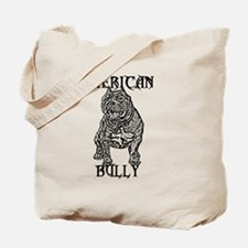 Unique Bully Tote Bag