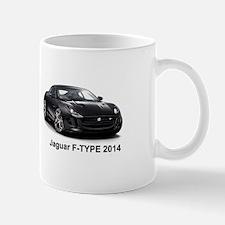 Jaguar F-TYPE 2014 Mugs