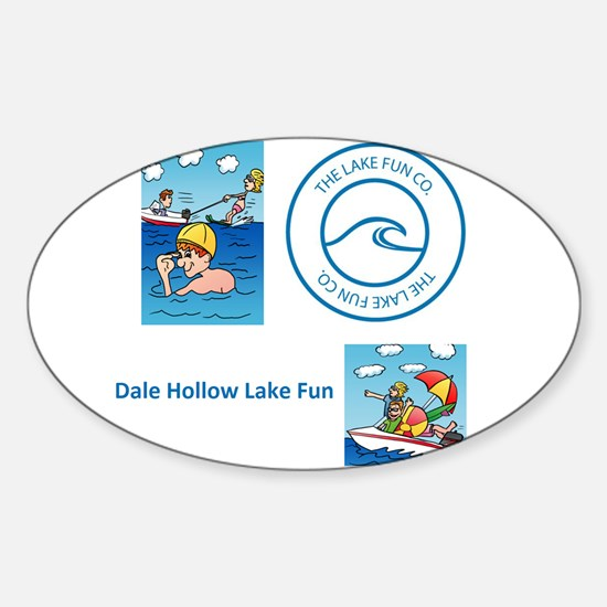 Dale Hollow Lake Decal