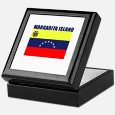 Margarita Island Keepsake Box
