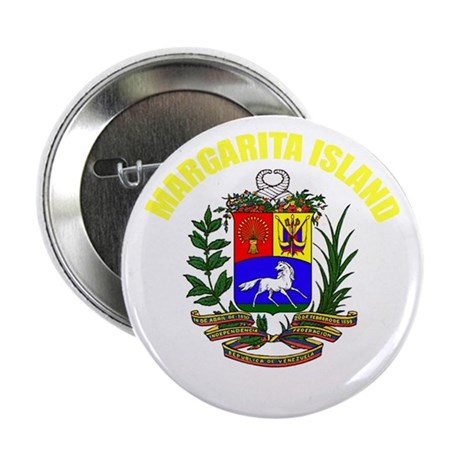 "Margarita Island 2.25"" Button (100 pack)"