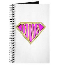 SuperDiva(Bling) Journal