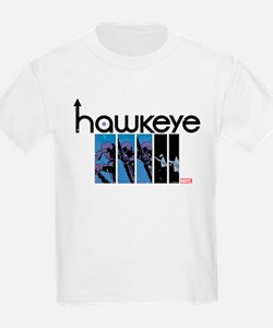 Hawkeye Panels T-Shirt