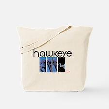 Hawkeye Panels Tote Bag