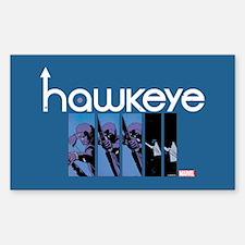 Hawkeye Panels Decal