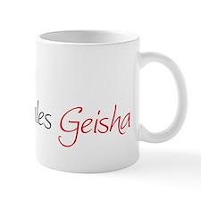Sales Geisha Mugs