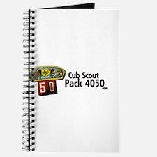 Pack 4050 Logo Journal