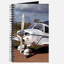 Low wing aircraft, Outback Australia 4 Journal