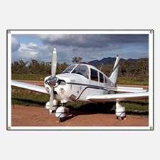 Low wing aircraft, Outback Australia 4 Banner