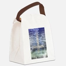 Cross reflexion Canvas Lunch Bag