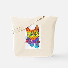 Pop Art Cindy Tote Bag
