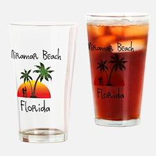 Apollo Beach Florida Drinking Glass