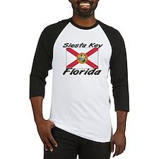 Siesta Key Florida Baseball Jersey