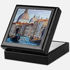 Cute Venice Keepsake Box