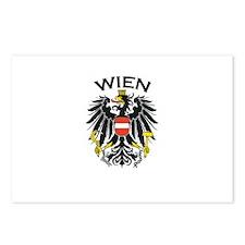 Wien Postcards (Package of 8)