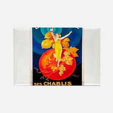 Vintage poster - La Chablisienne Magnets