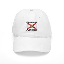 Seminole Florida Baseball Cap
