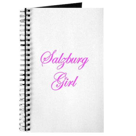 Salzburg Girl Journal
