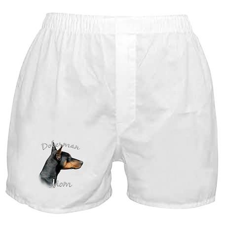 Dobie Mom2 Boxer Shorts