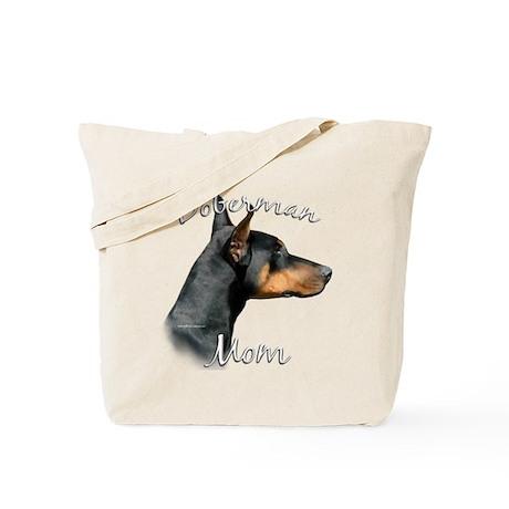 Dobie Mom2 Tote Bag