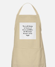 There will always be Faeries  BBQ Apron