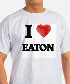 I Love Eaton T-Shirt