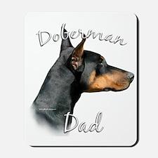 Dobie Dad2 Mousepad