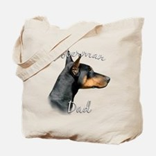 Dobie Dad2 Tote Bag