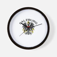 Salzburg Wall Clock