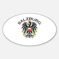 Salzburg Oval Decal