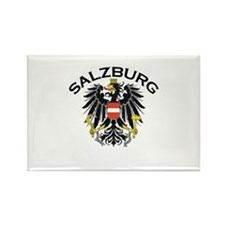 Salzburg Rectangle Magnet