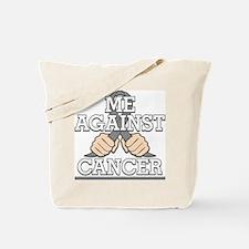 Against Brain Cancer Tote Bag