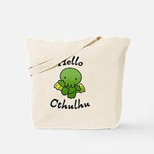 Funny Cthulhu Tote Bag