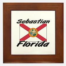 Sebastian Florida Framed Tile
