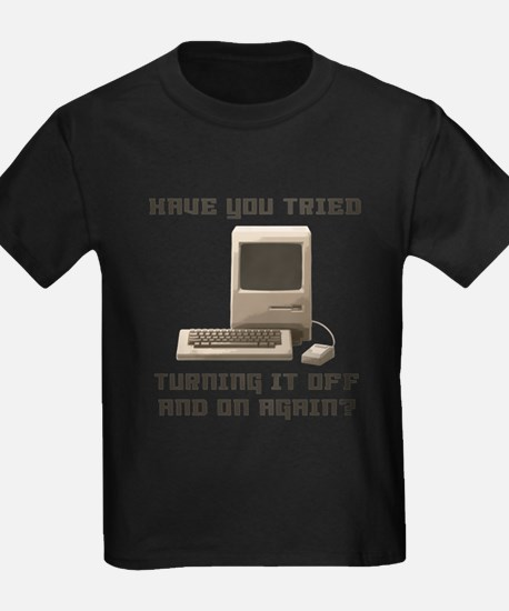 Turning it off and on again T-Shirt