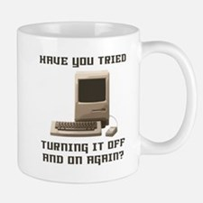 Turning it off and on again Mugs