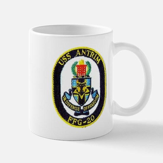 USS ANTRIM Mug