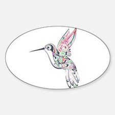 Hummingbird Decal