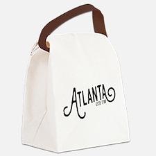 Atlanta Georgia Canvas Lunch Bag