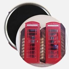 phone booth Magnets