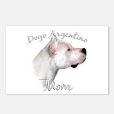 Dogo Mom2 Postcards (Package of 8)