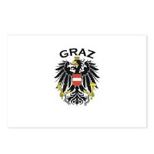 Graz, Austria Postcards (Package of 8)