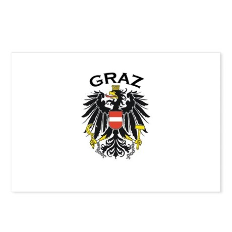 Graz, Austria Postcards (Package of 8)