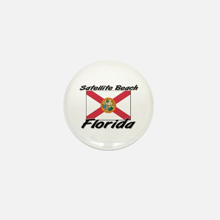 Satellite Beach Florida Mini Button